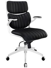 Escape Mid Back Office Chair Black