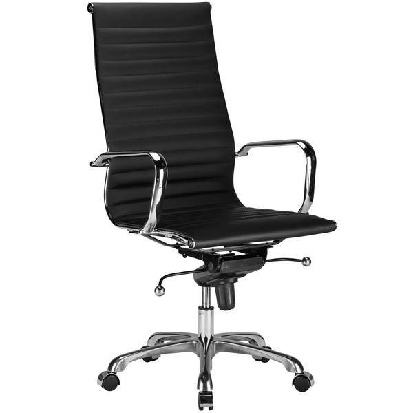 Acinola High Back Office Chair Black