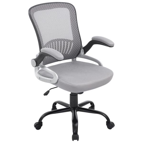 Hargrove Office Chair Gray