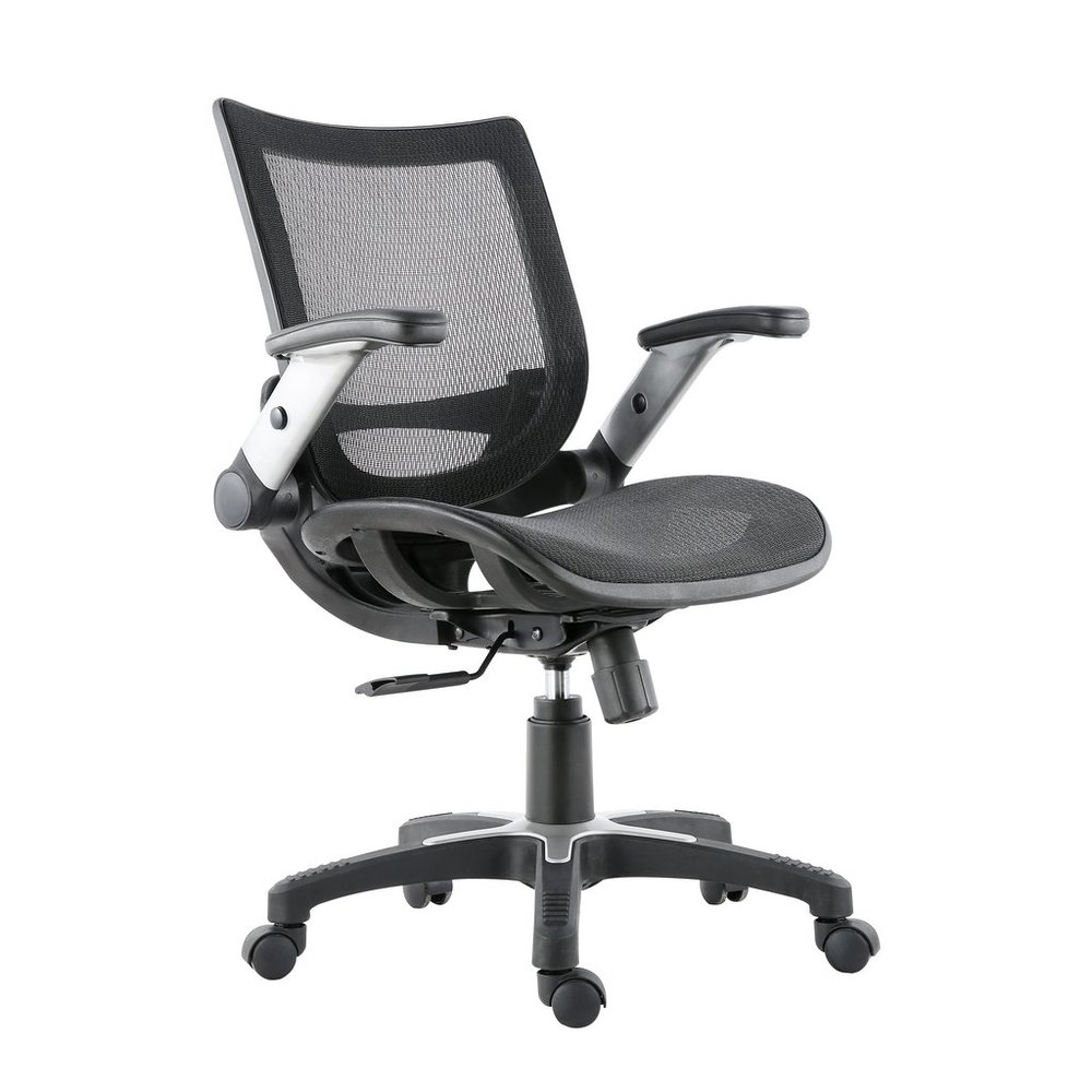 Alisa Office Chair Black