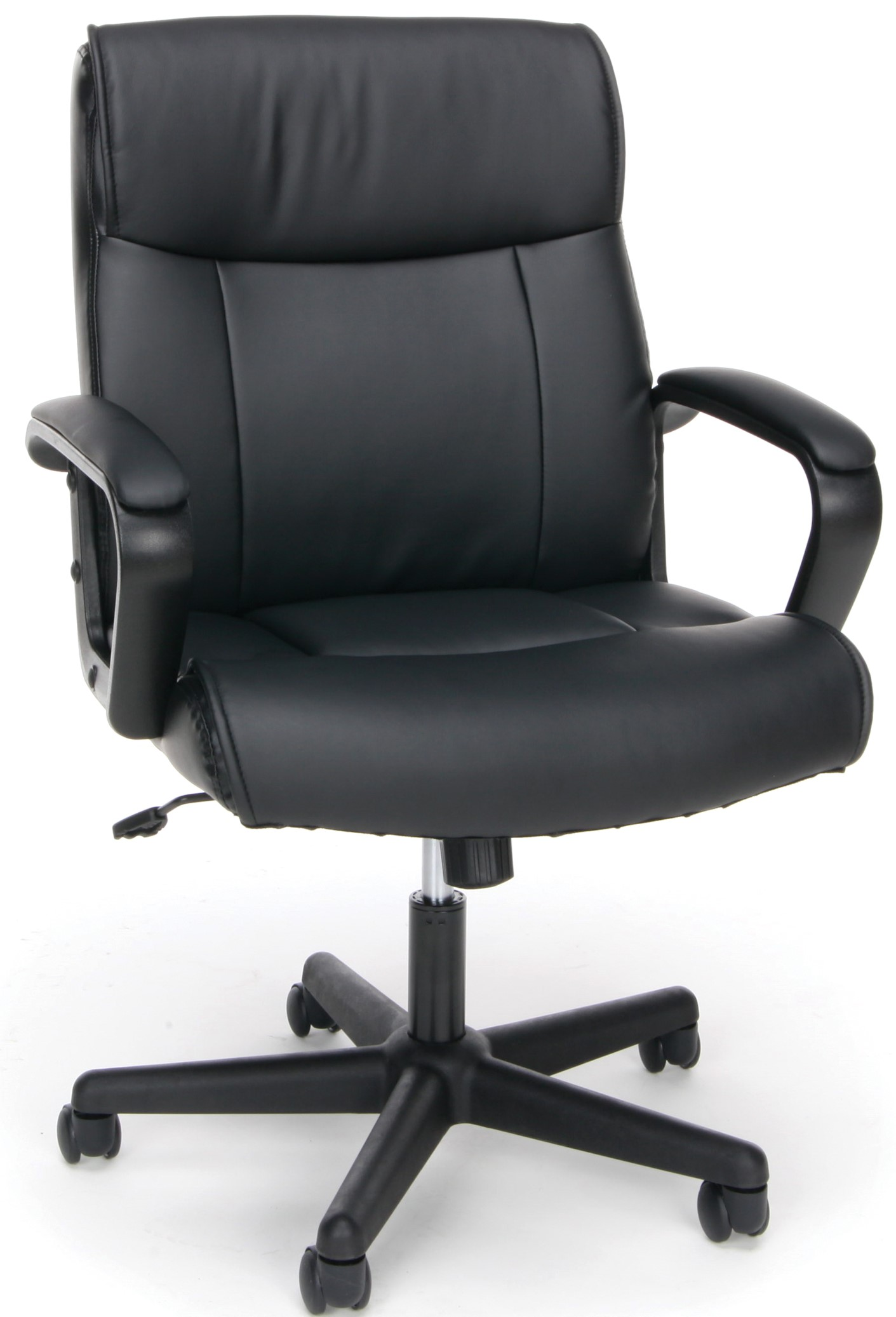 Essentials Executive Chair with Arms Black