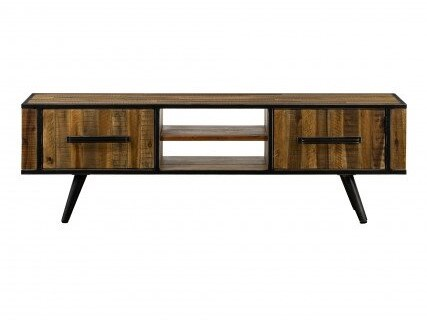 """Cusco TV Stand For Tvs Up To 64"""" Rustic Acacia"""