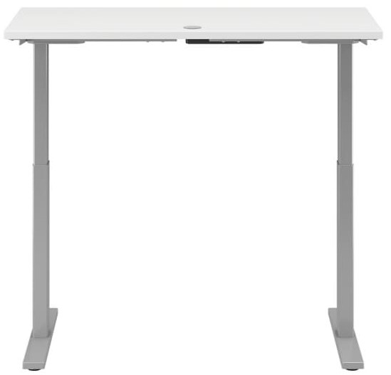 Electric 48 x 24 Adjustable Standing Desk White