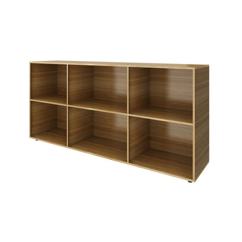 Bivi Big Depot Shelf Virginia Walnut