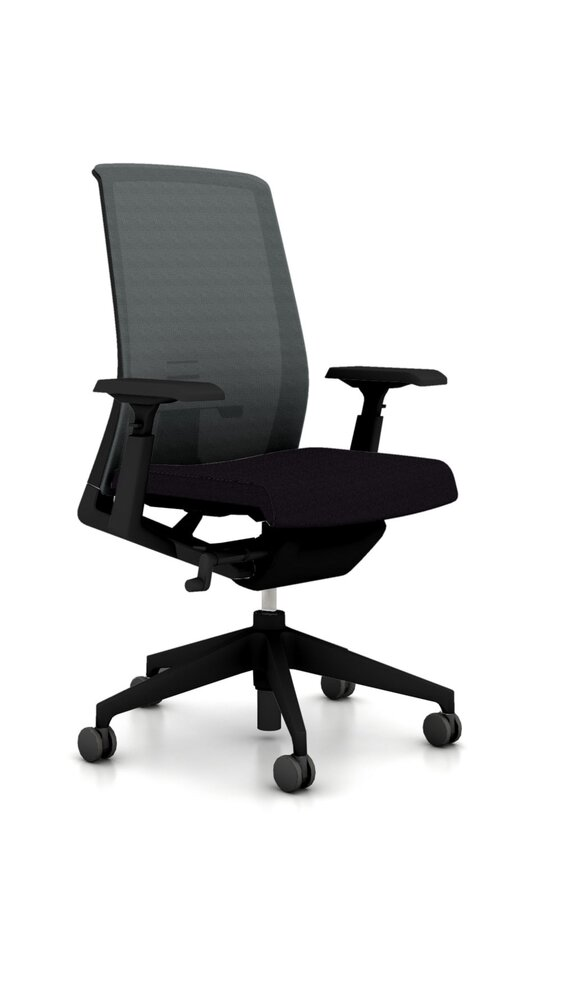 Very Executive Task Chair Black