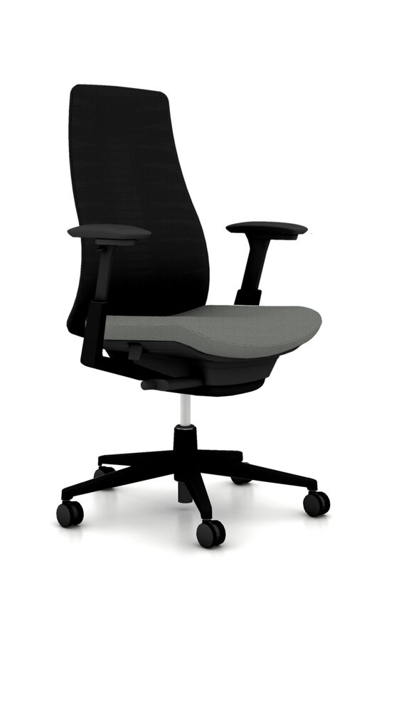Fern Task Chair Black