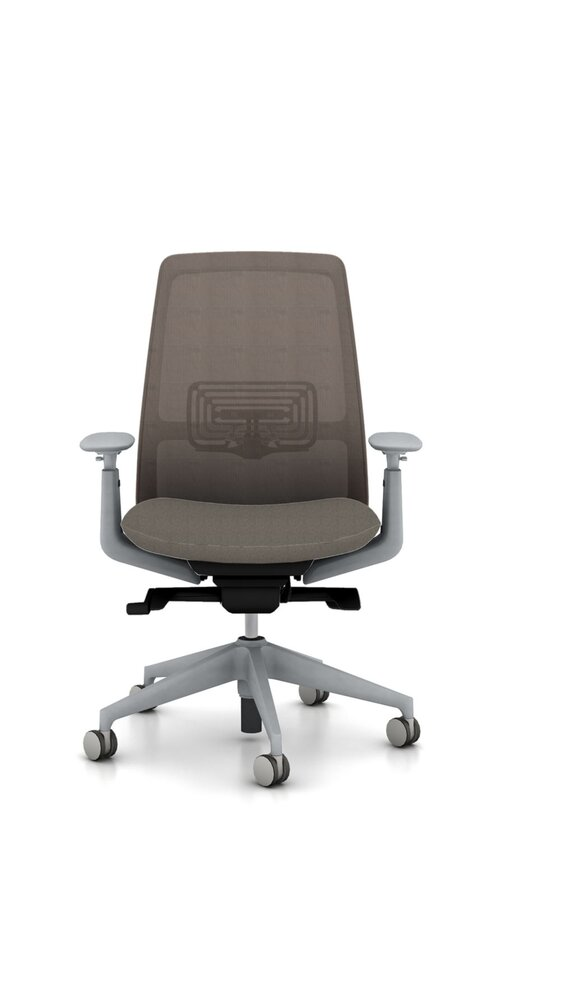 Soji Task Chair Gray