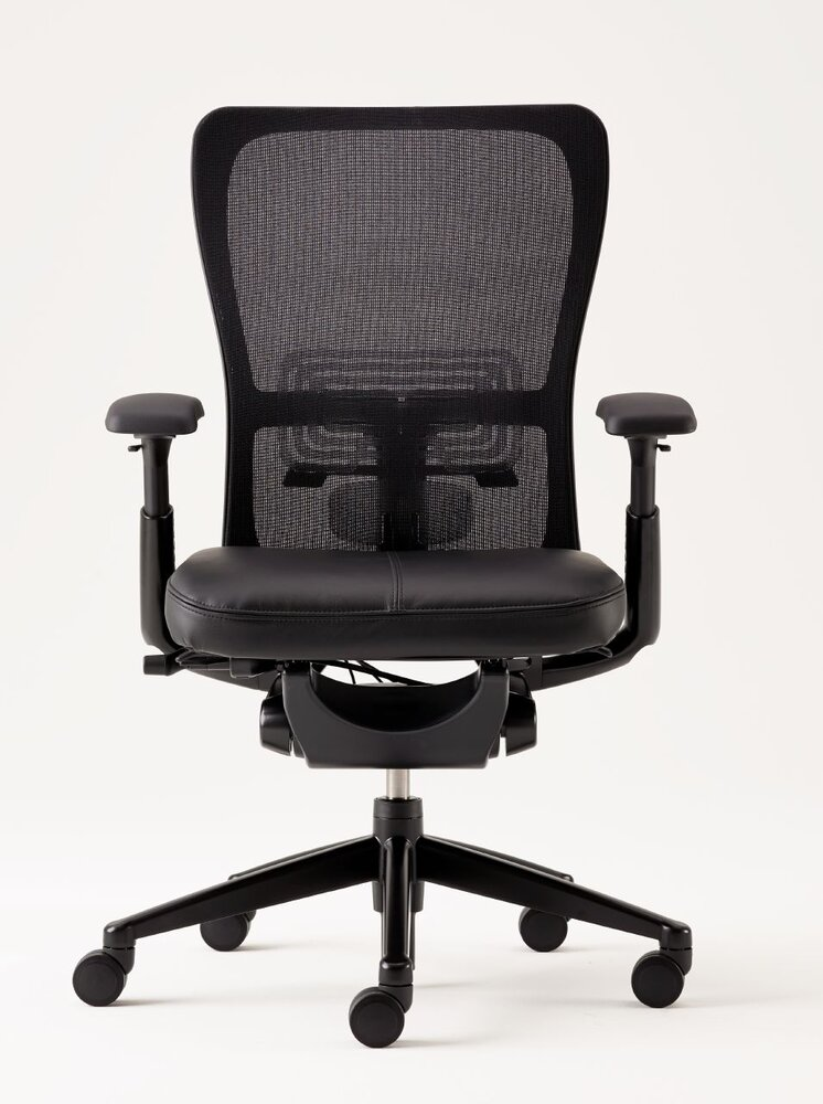 Zody Task Chair Black