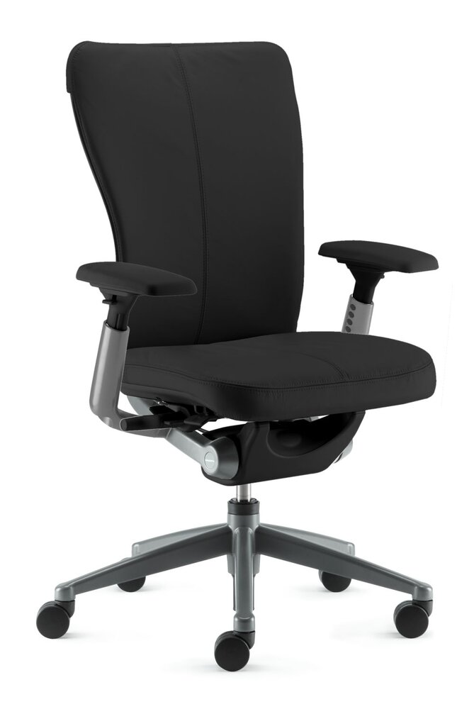Zody Executive Task Chair Black
