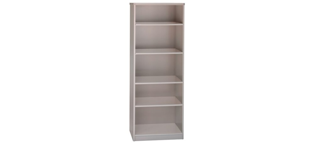 "Series A 26"" Bookcase Pewter"