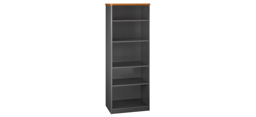 "Series A 26"" Bookcase Natural Cherry"