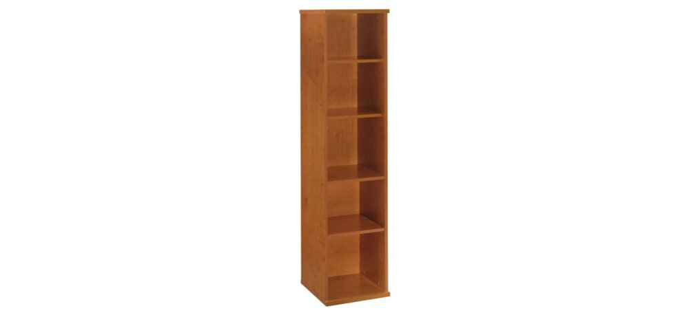 "Series C 18"" Bookcase Natural Cherry"